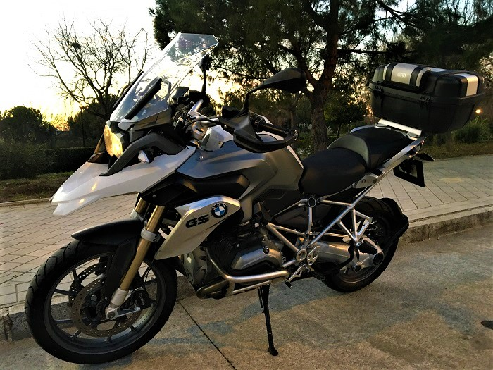 Bmw r 1200 gs lc 14
