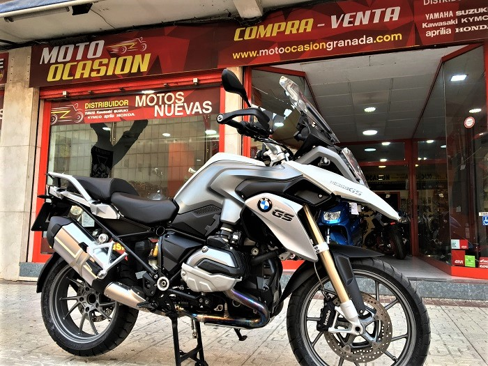 Bmw r 1200 gs lc 15