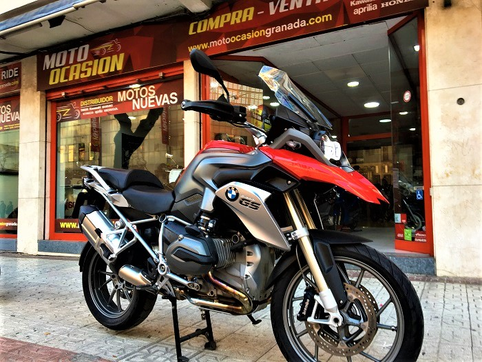 Bmw r 1200 gs lc 16